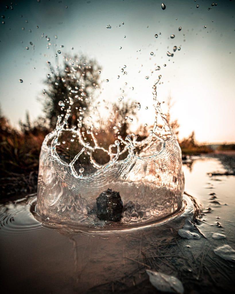 propriétés eau gemme lithotherapie